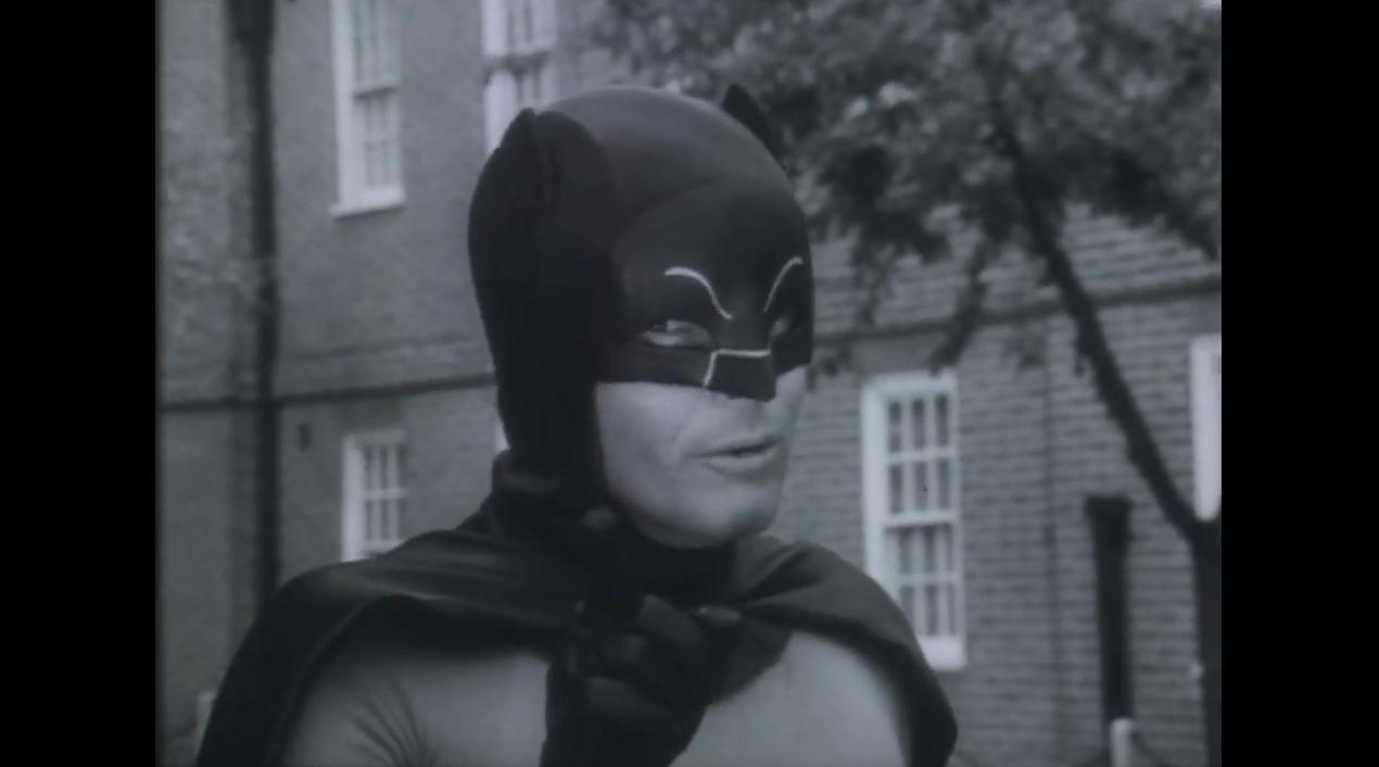 Rare Adam West PSA Will Make You Miss The Bright Knight Batman Even More