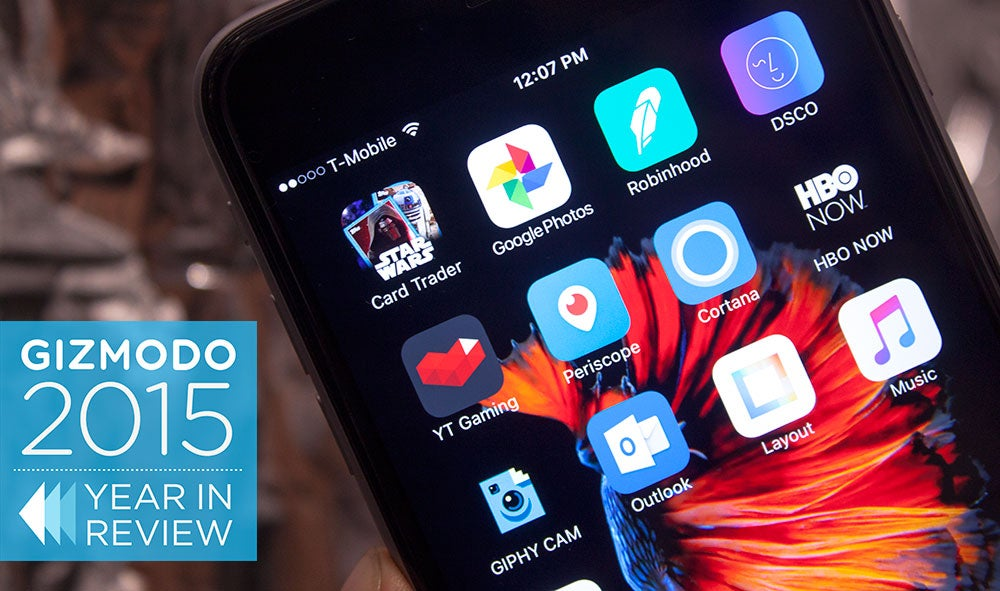 The 16 Best New Apps Of 2015