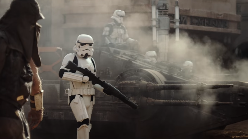 Gareth Edwards Talks Jedha, Rogue One's Jedi Mecca