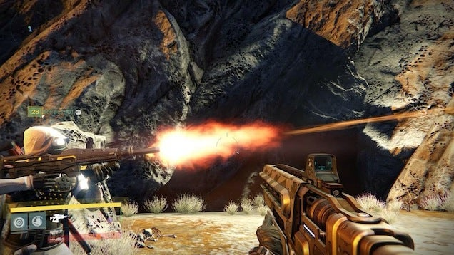 Bungie Sends One-Of-A-Kind Destiny Gun To Man Who Had Brain Surgery