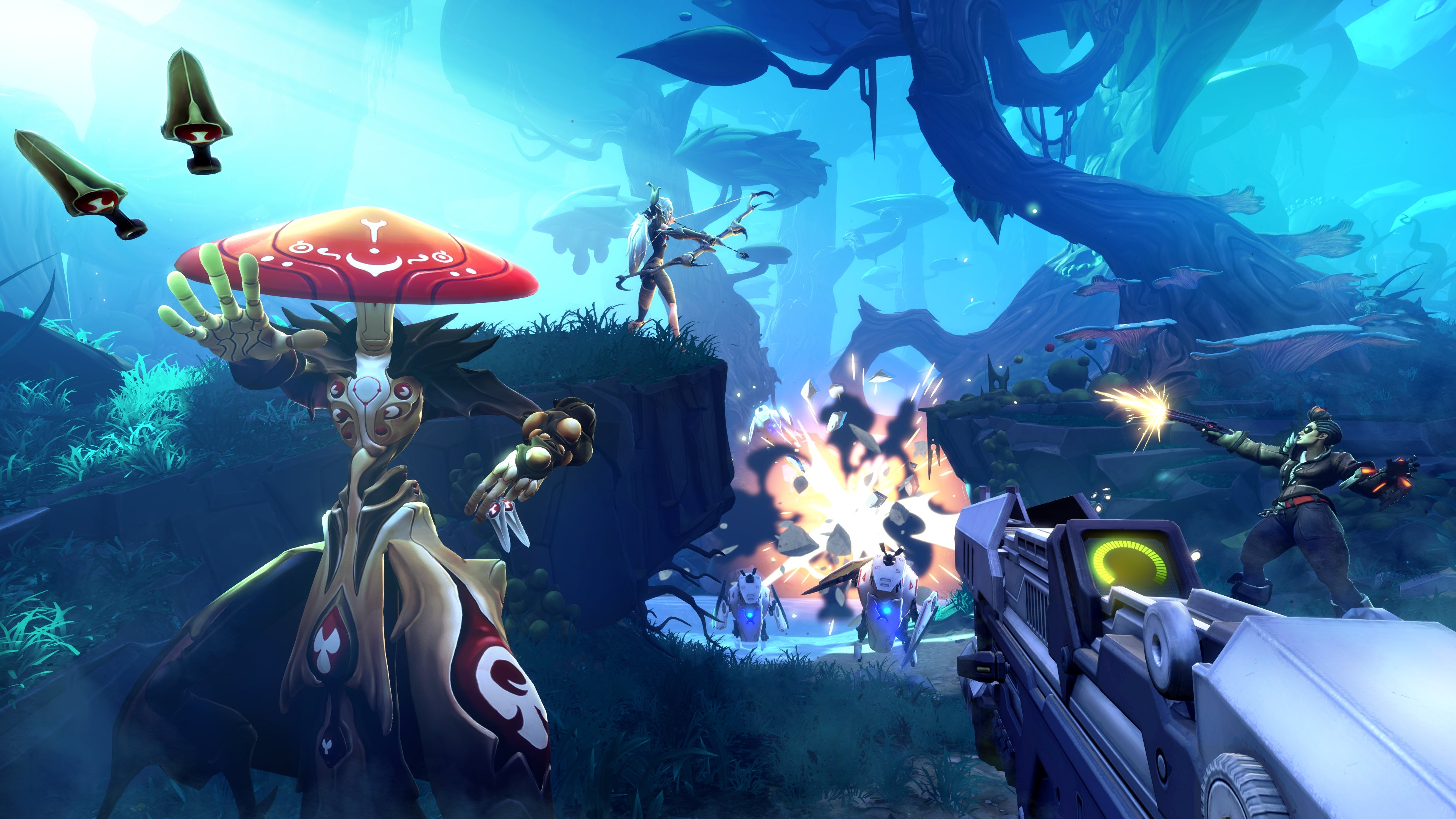 Gearbox's Next Big Game Is Going to Be Very Different from Borderlands