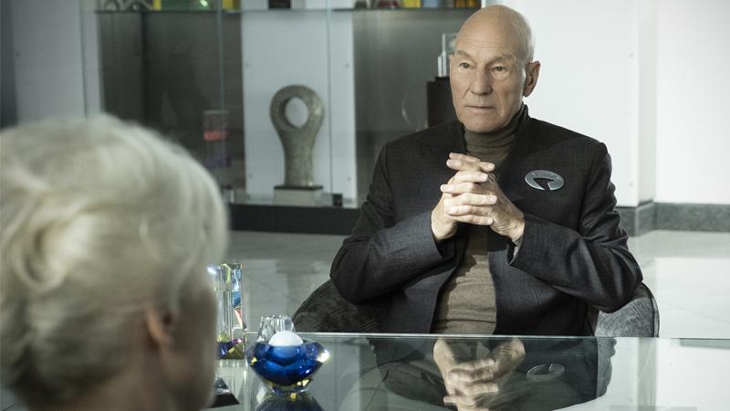 On Star Trek: Picard, Everyone But Starfleet's Got Their House In Order