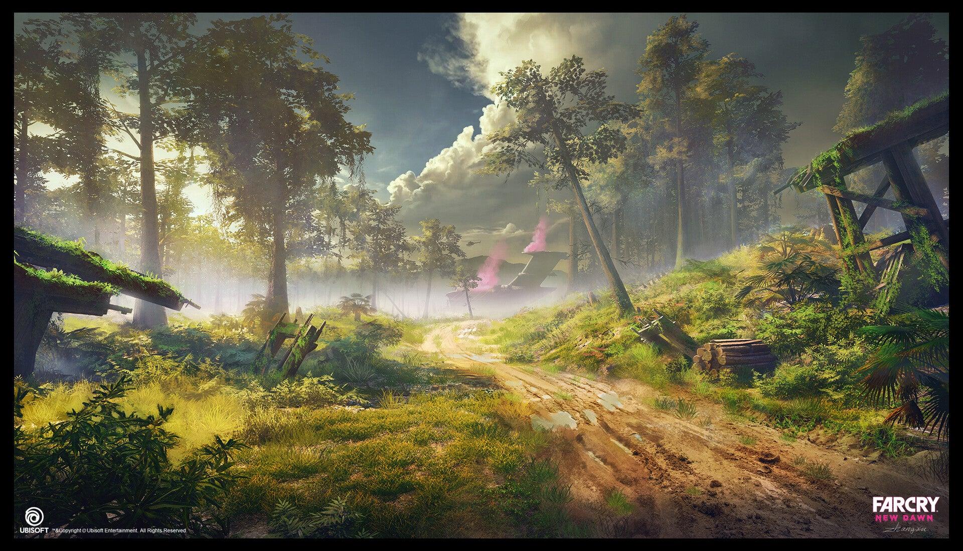 The Art Of Far Cry: New Dawn