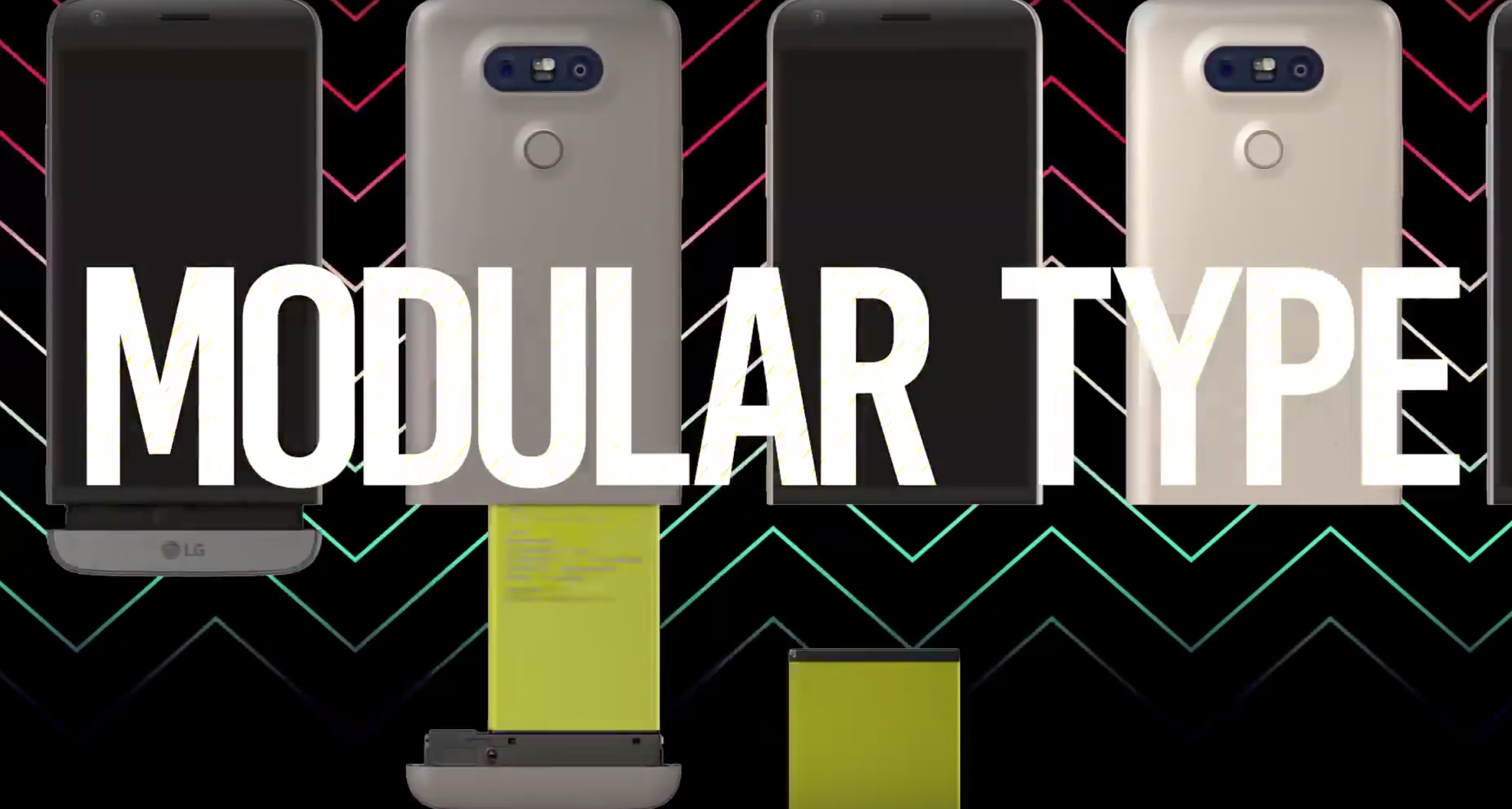 LG Admits No One Cared About Its Modular Phone Last Year