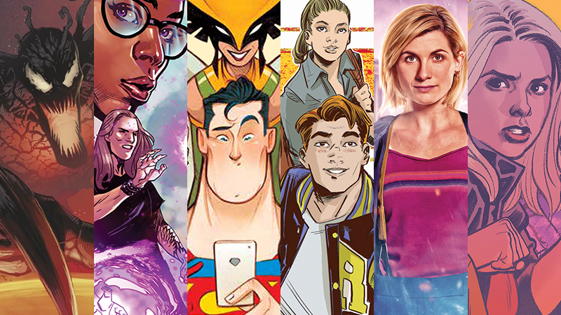 Some Of The Coolest Comics To Check Out On Free Comic Book Day