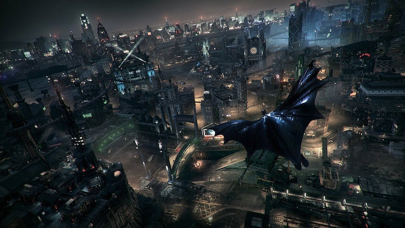 You Can Soon Visit Gotham City And Metropolis, Assuming You Don't Mind Going To Abu Dhabi First
