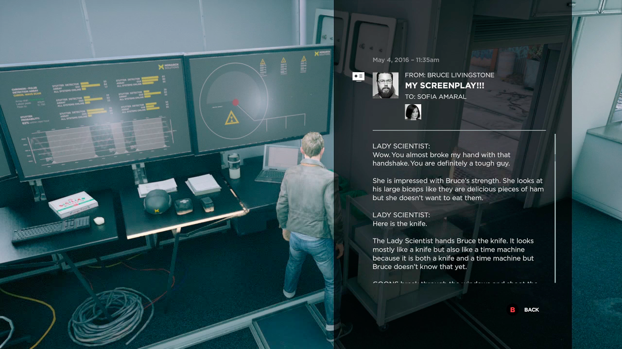 Quantum Break: The Kotaku Review