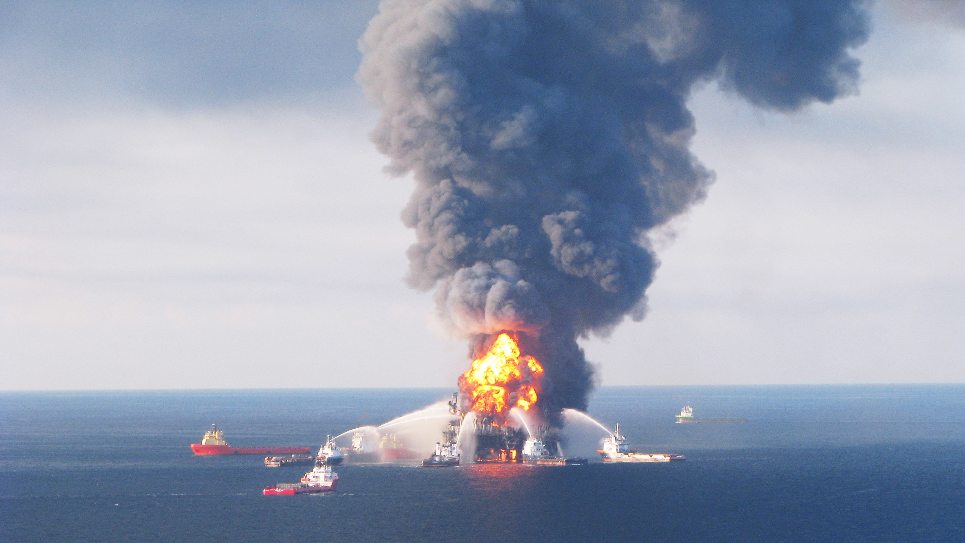 We're About To Lose One Of Our Best Tools To Study The BP Oil Spill's Fallout