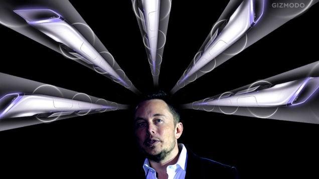 Elon Musk Says He's Building a Hyperloop Test Track