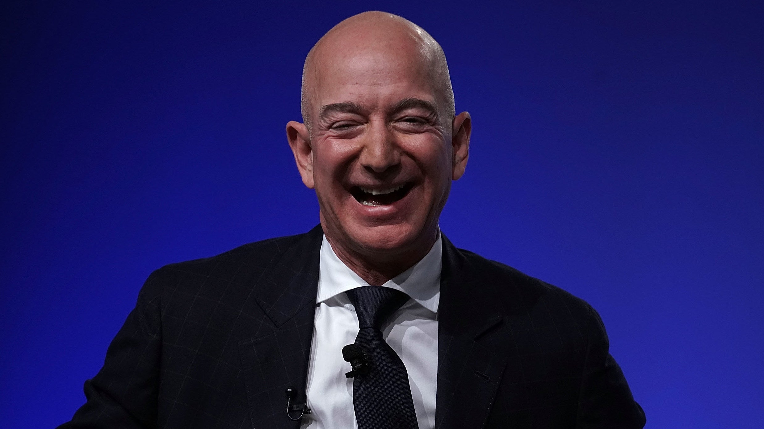 Two Weeks After Amazon Made Its 'Climate Pledge,' It Joined Big Oil For Its 'Accelerate Production 4.0' Event