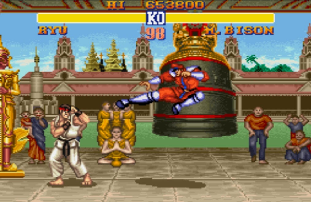 The Original Street Fighter Ii Is Still My Favourite