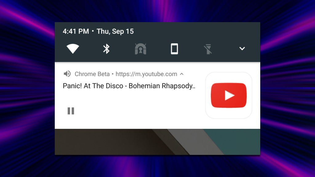 Chrome Beta 54 Now Lets You Play Video In The Background On Android