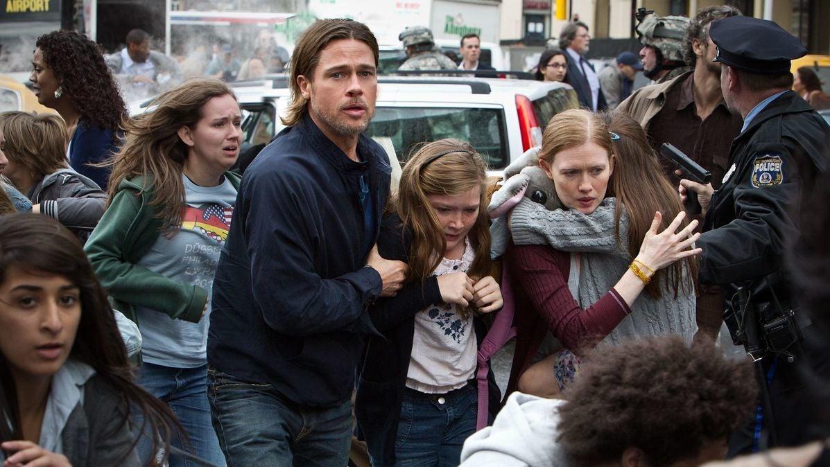 Report: David Fincher's World War Z SequelHas Been Zombified