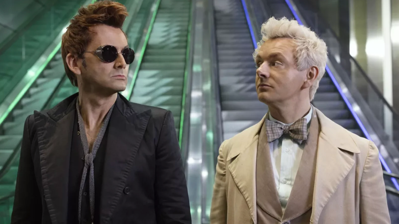 Christian Group Claims Thousands Of People Signed Its Petition Demanding 'Netflix' Cancel Amazon's Good Omens