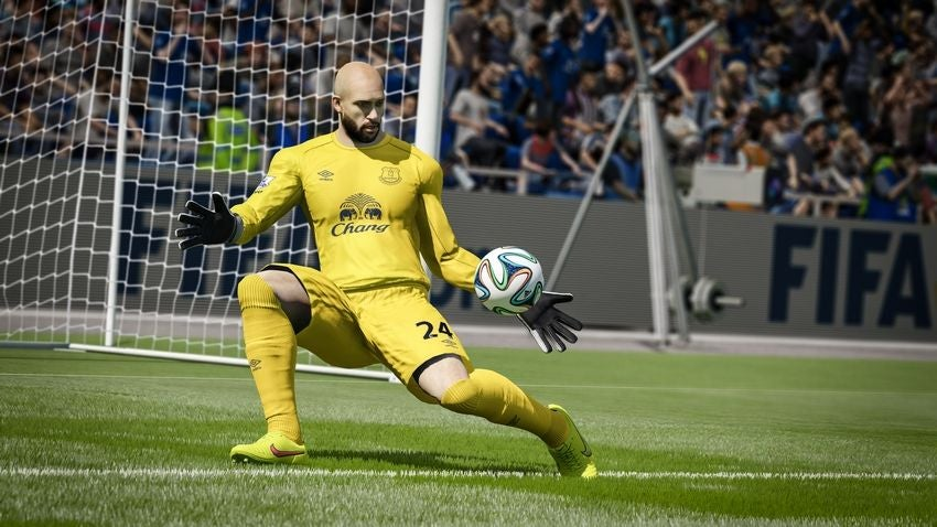 Some Thoughts On The (Pretty Good) FIFA 15 Demo