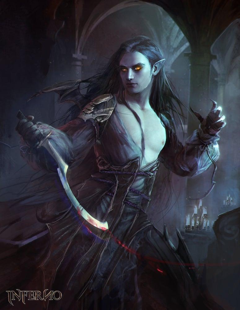 The Goddess Of War