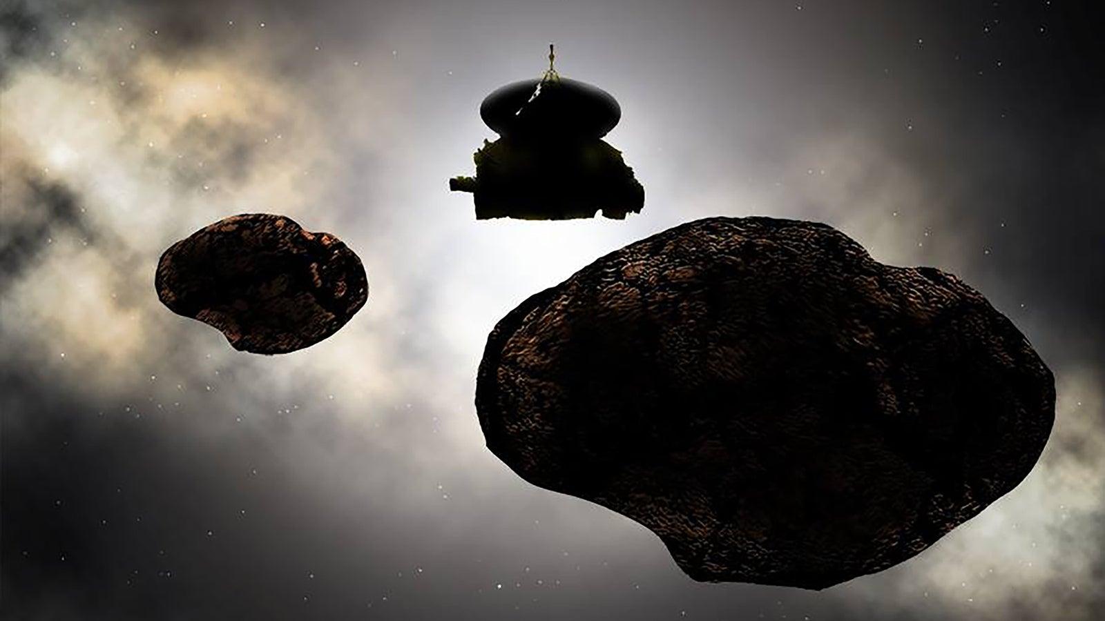 New Horizons' Next Target May Have A Small Moon