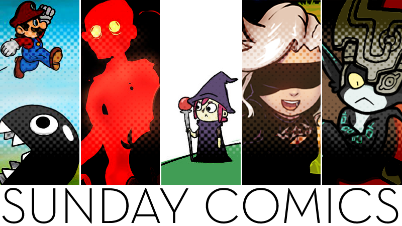 Sunday Comics: Jelly