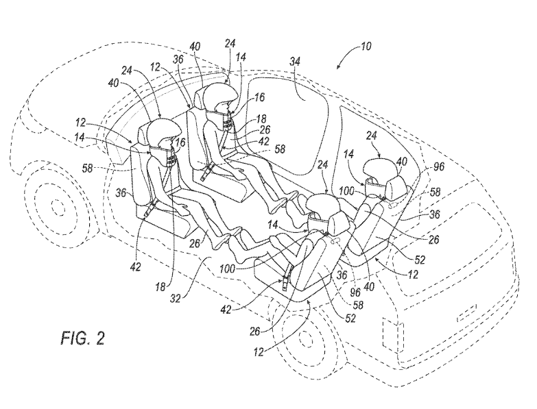 Get A Load Of These Helmet And Burrito Airbag Patent Applications