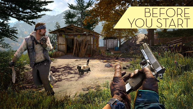 Tips For Playing Far Cry 4