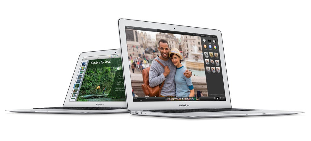 Apple's Updated Macbook Air: Faster Processors, $US100 Cheaper