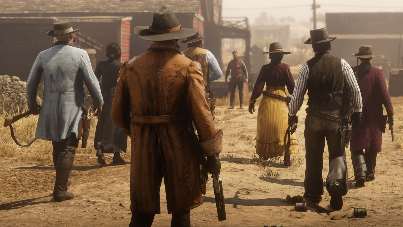 Red Dead Online Players Are Split Over Griefing