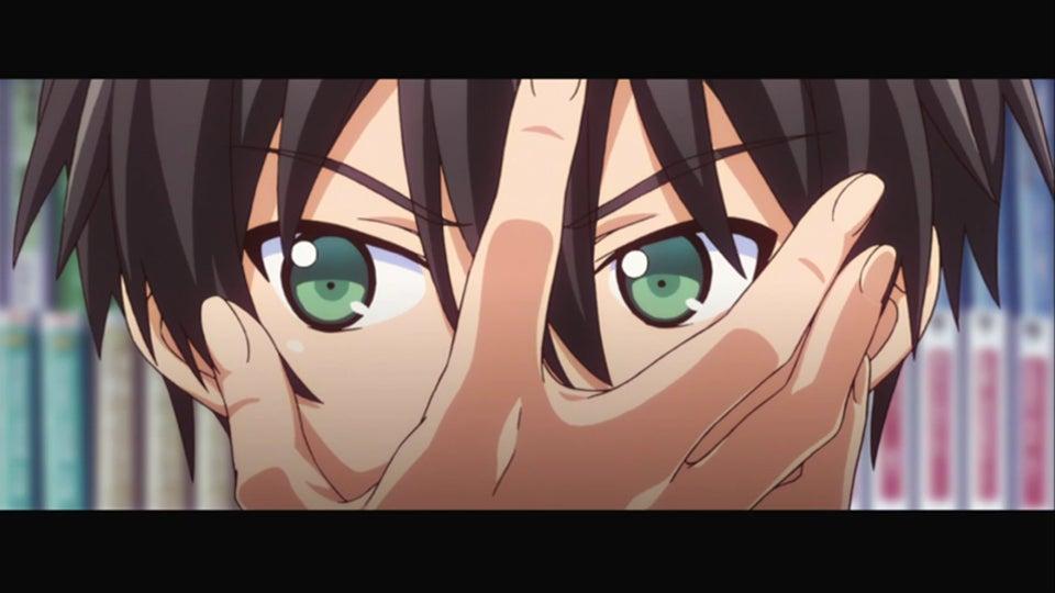 Anime Characters Powers : A story of love life and superpowers kotaku australia