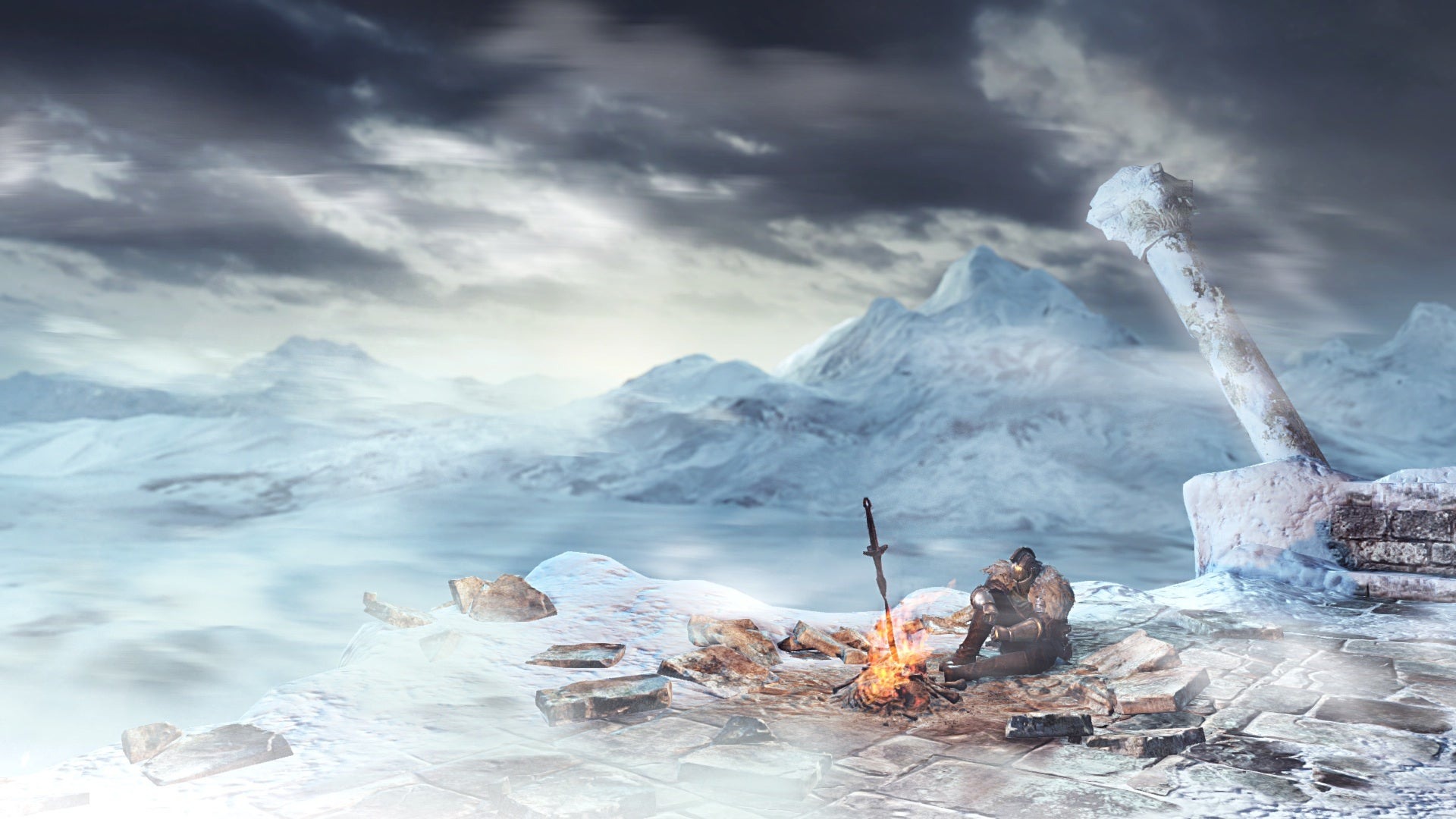 What Cold Weather Does in Dark Souls II's Newest DLC