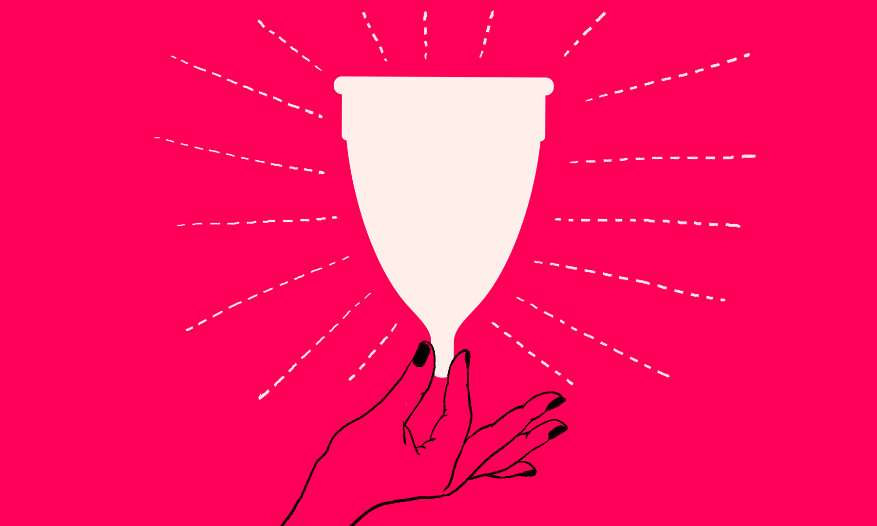 Everything You Wanted to Know About Menstrual Cups But Were Afraid to Ask