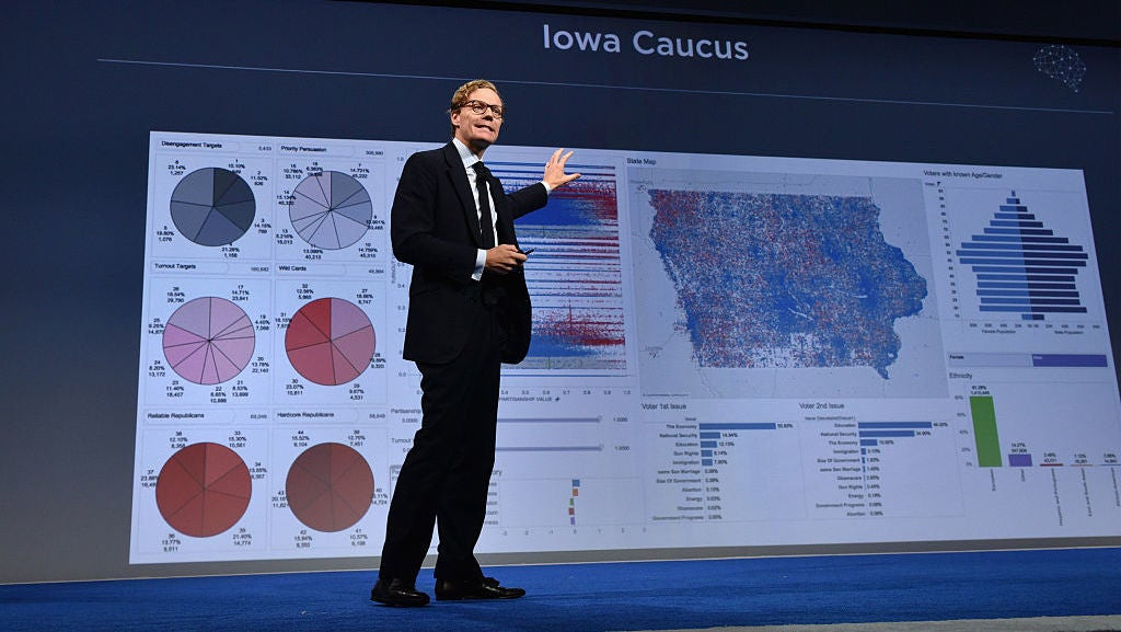 Authorities Seek Warrant To Raid Offices Of Cambridge Analytica Amid Facebook Data Showdown