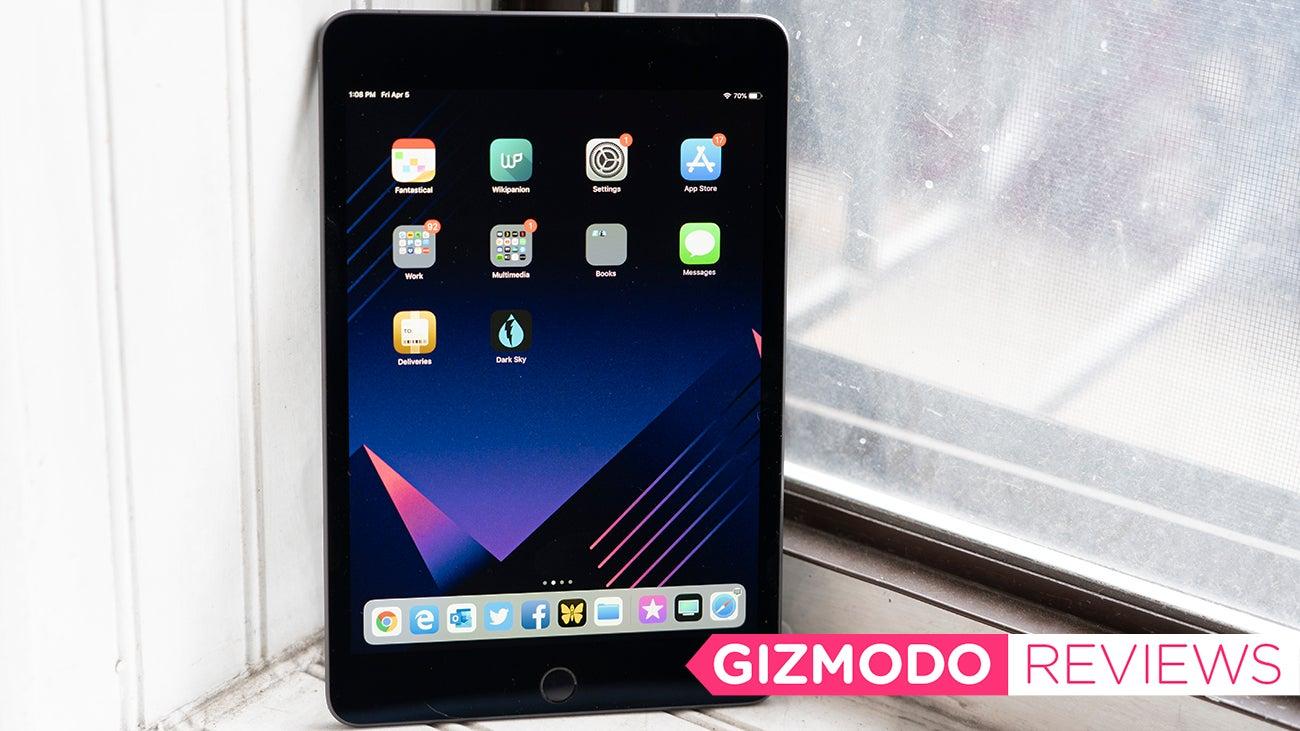 Why Would Anyone Buy An iPad Mini In 2019?