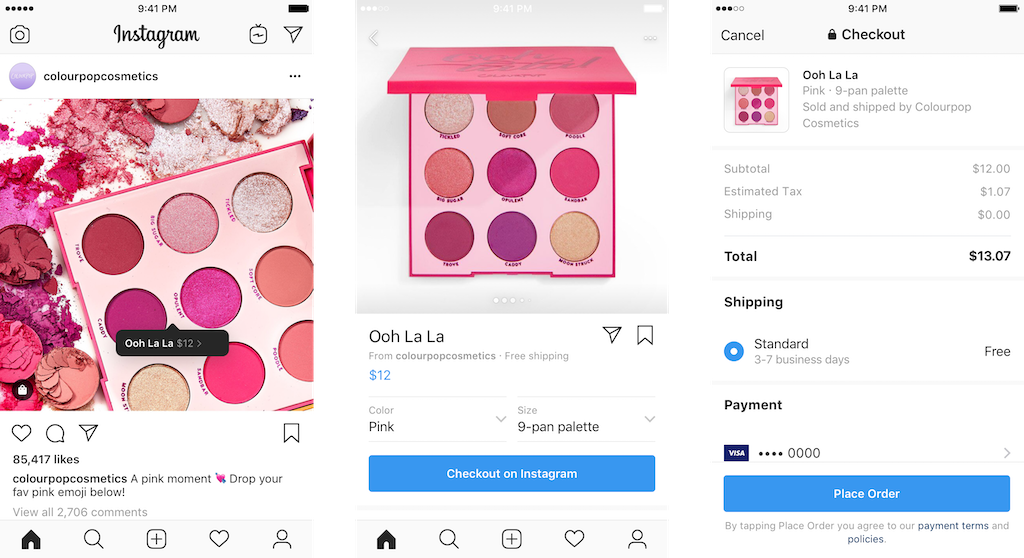 RIP Your Wallet: Instagram Adds In-App Shopping