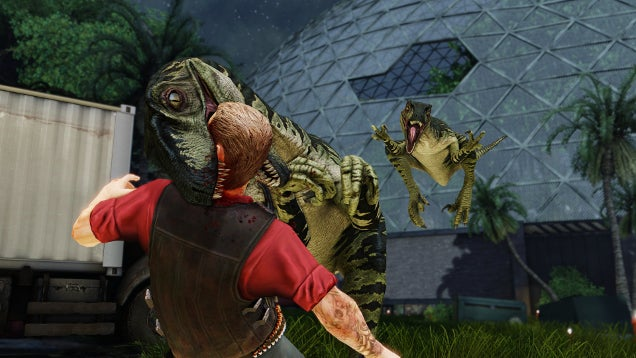 The Steam Stream Plays Primal Carnage, A Shooter Full Of Dinosaurs