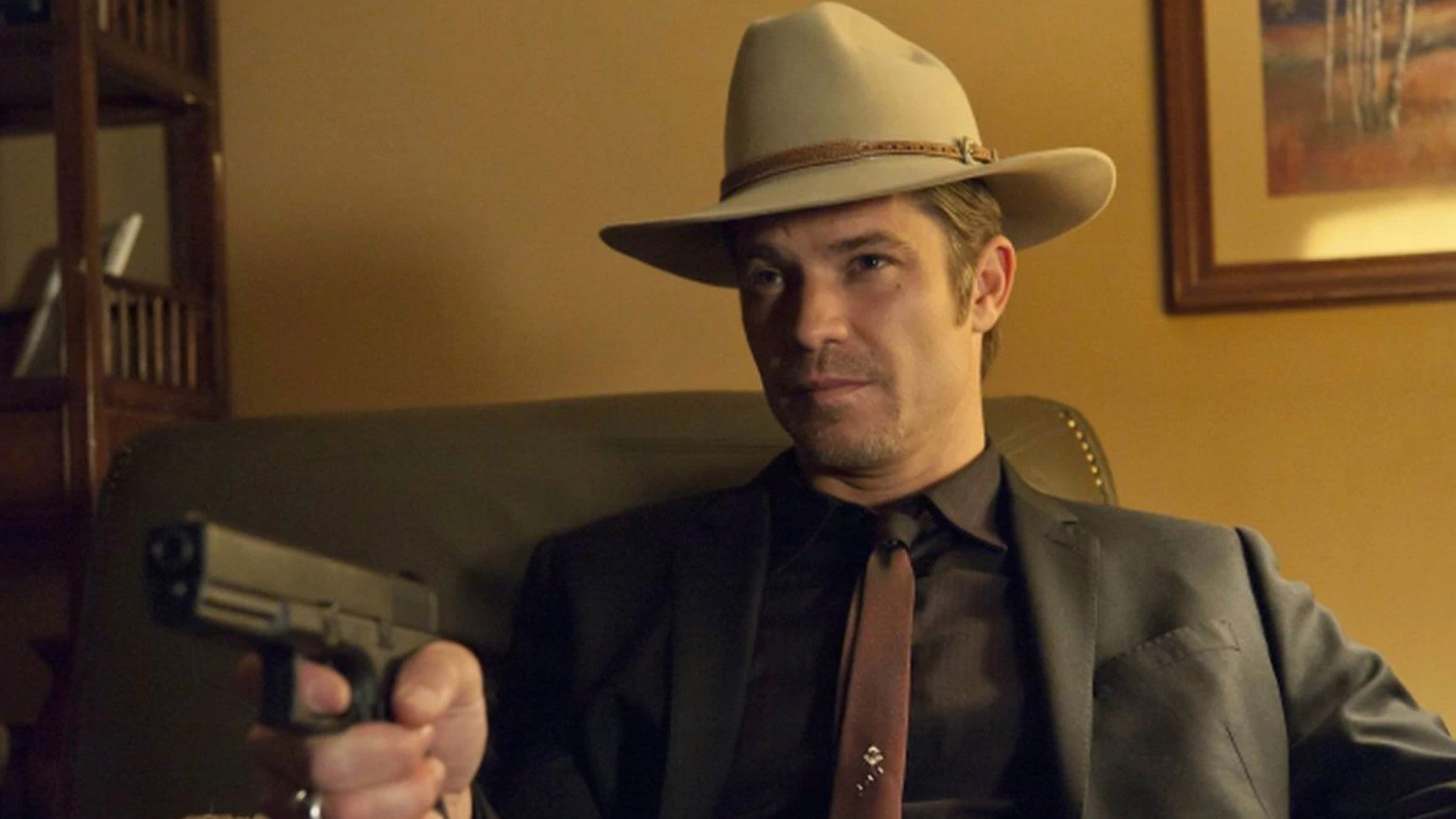 The Mandalorian Season 2 Picks Up Justified's Timothy Olyphant