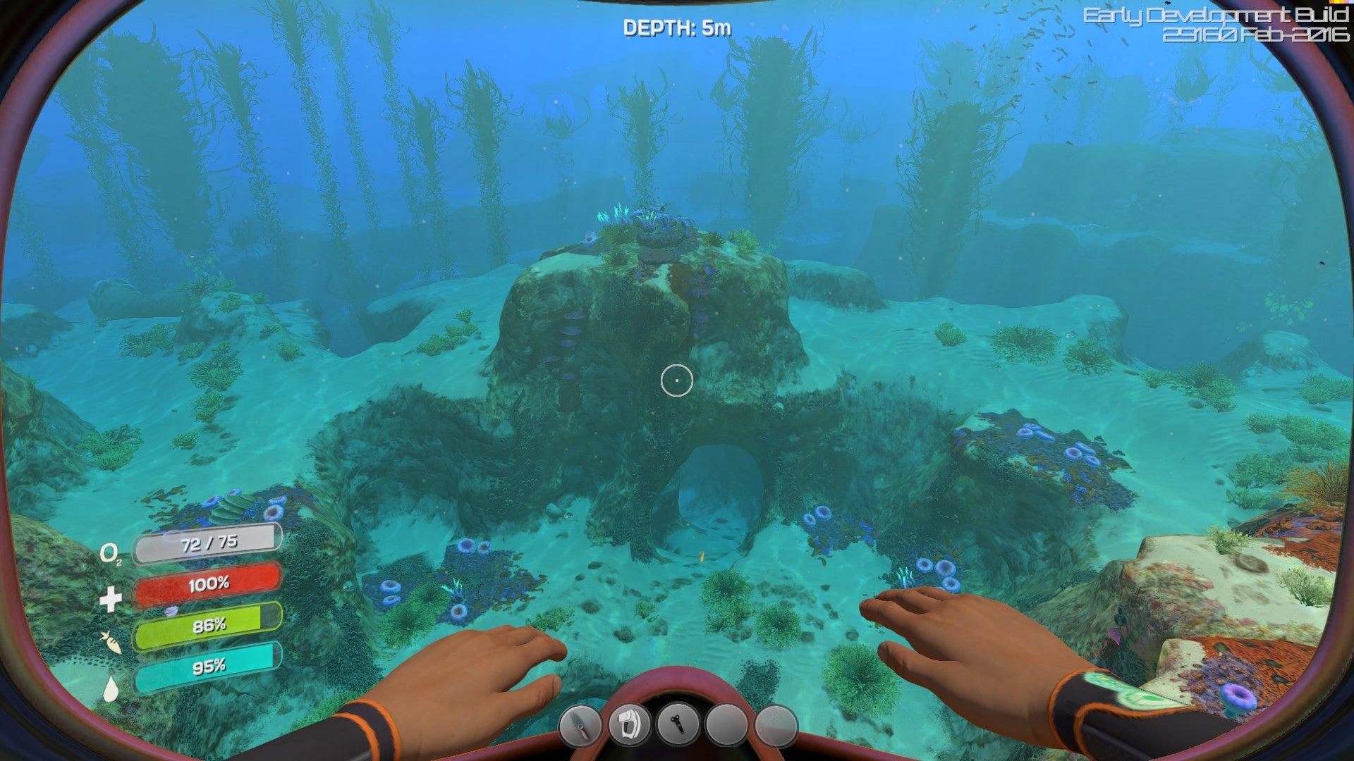 Three Promising Early Access Games: Killing Floor 2, Epsilon, Subnautica