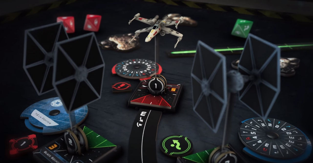 X-Wing Miniatures Game Gets A Reboot