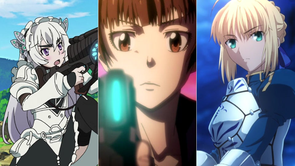 Five Excellent Anime That Have Returned For Fall 2014