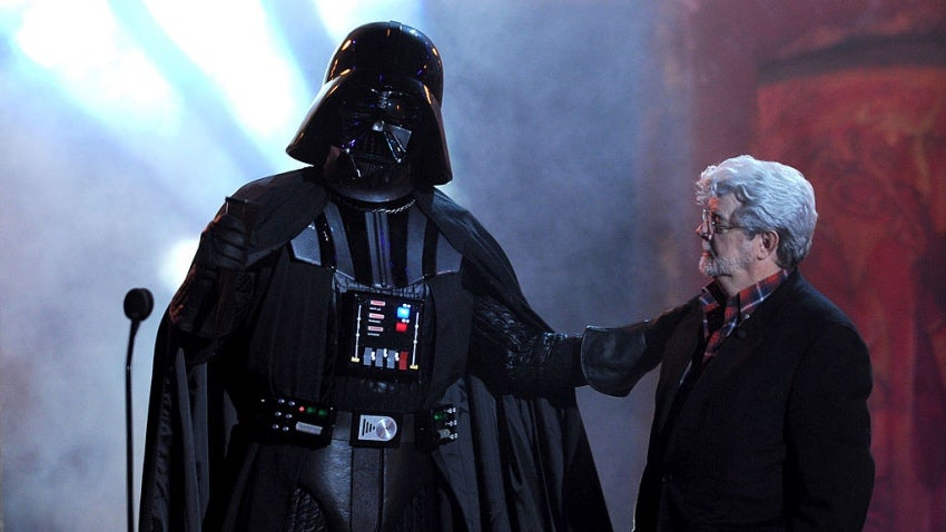 George Lucas Helped Create Official Fansites