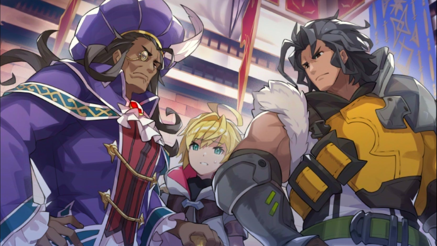 Dragalia Lost Gets Its First (Very Short) Story Update