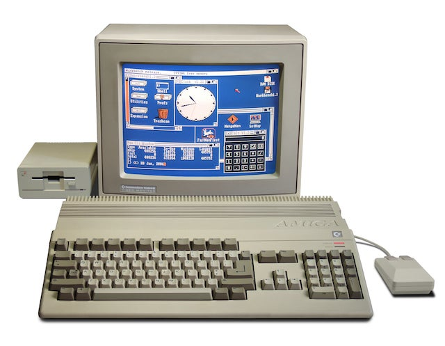 Thirty Year Old Commodore Amiga Still Controls Heat and AC at 19 Schools
