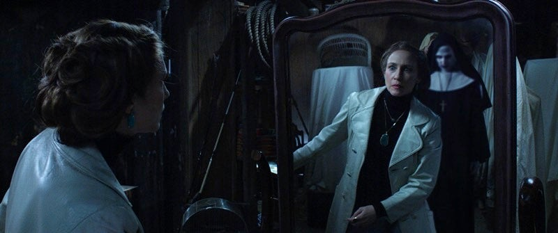 The Conjuring 2's Demonic Nun Is Getting A Spin-Off Movie