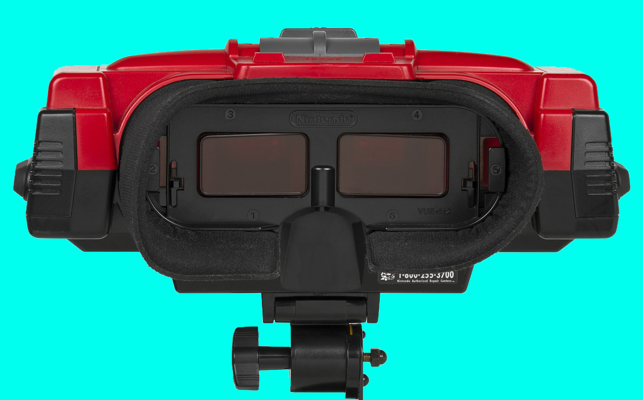 Save Your Eyes And Turn Your Virtual Boy Headset Into A Regular Console