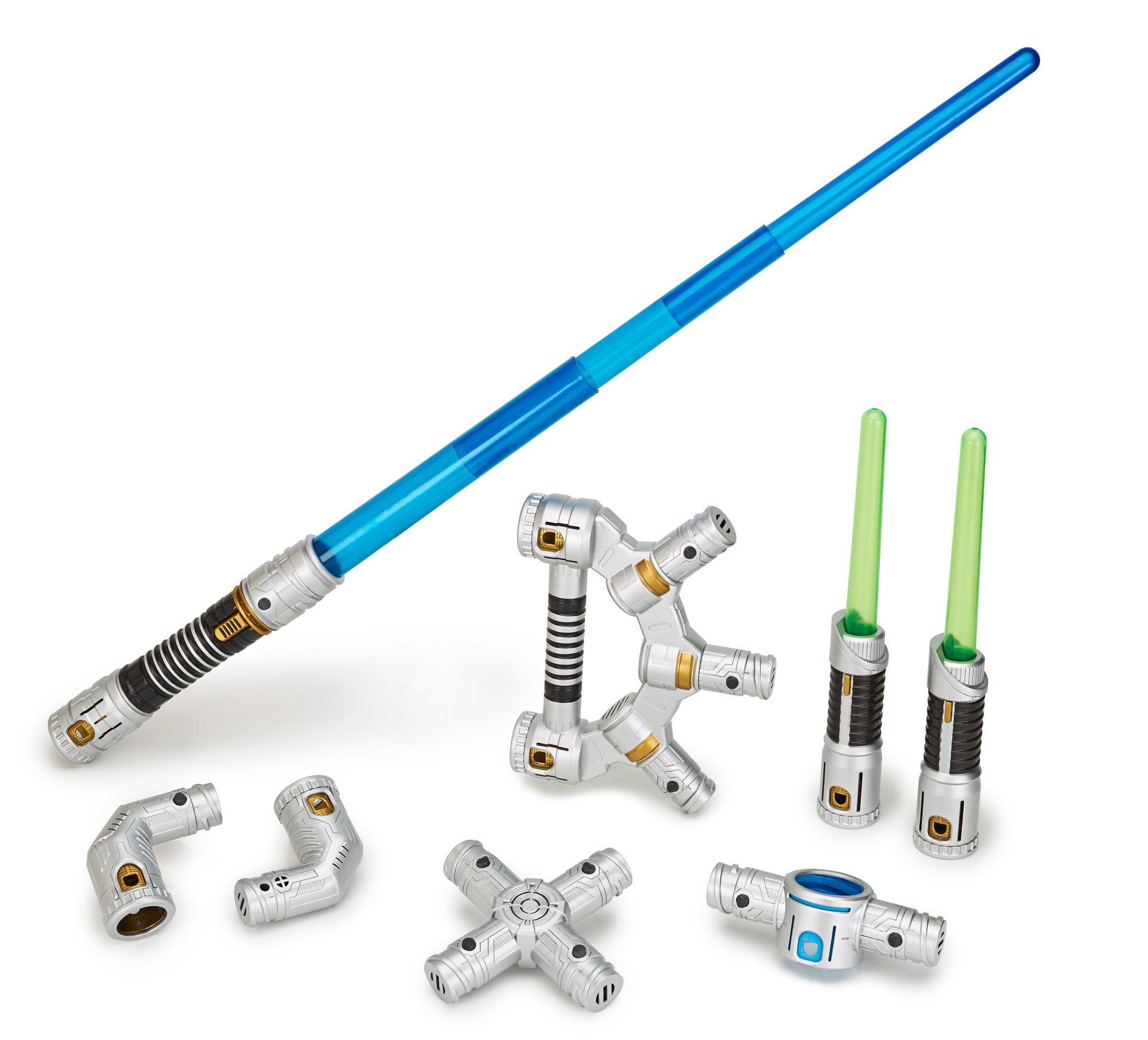 Star Wars Bladebuilders Let You Craft Your Own Impractical Lightsaber