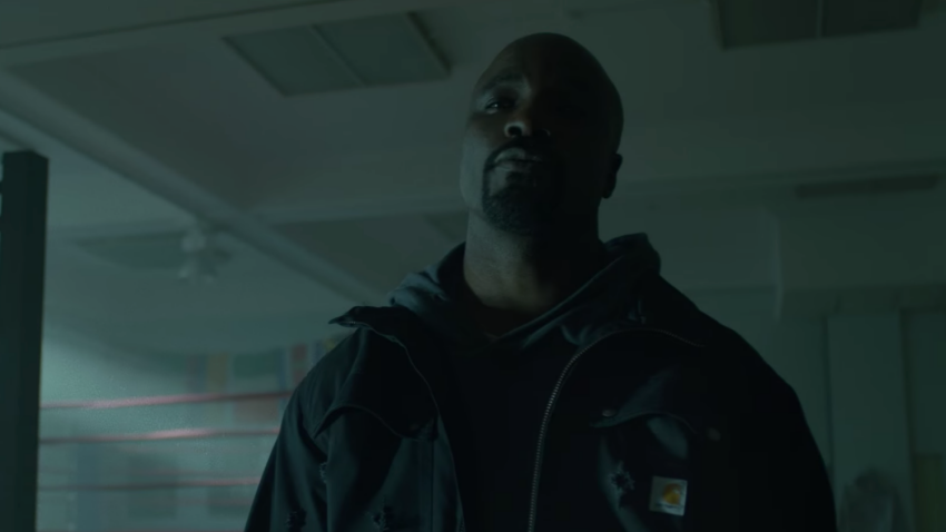 Luke Cage is Stronger Than a Speeding Bullet in First Clip