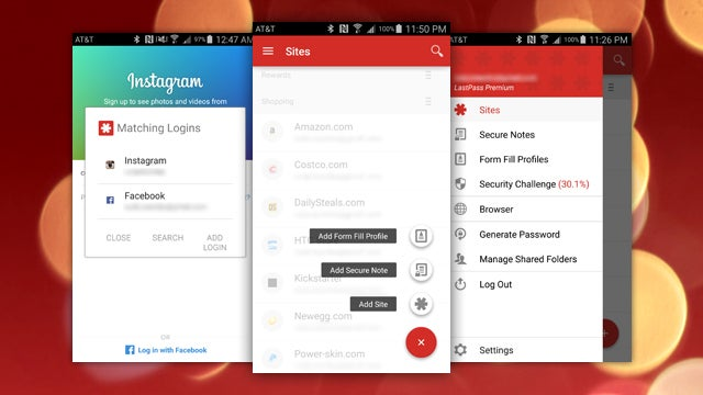 LastPass for Android Gets Design Refresh, Simplifies Adding New Items