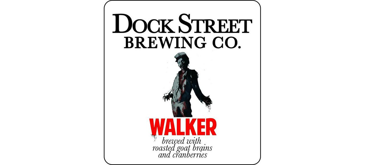 Walking Dead Tribute Beer Is Made With Real Brains, Of Course