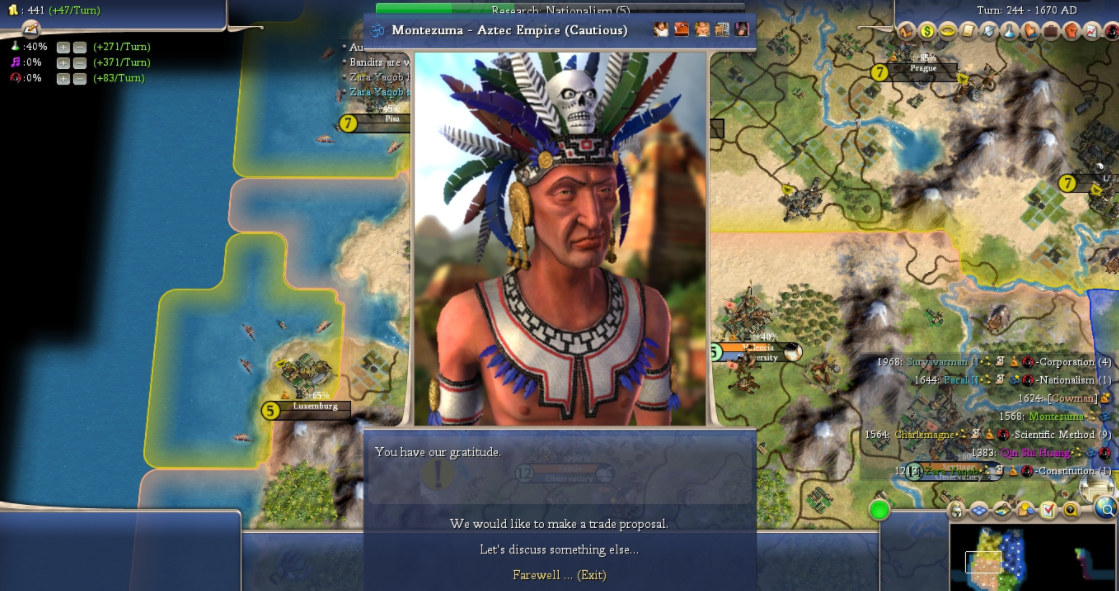 After My Dad Died, He Left Behind Thousands Of Hours Of Civilization Saves