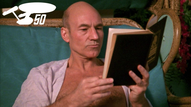 Someone Figured Out How Every Single Star Trek Novel Fits Together