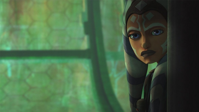 Star Wars: The Clone Wars Drags Ahsoka Back To The Front Lines, Even If She Doesn't Want It To