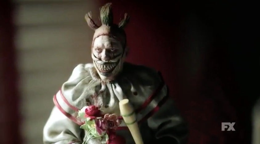 See the American Horror Story: Cult Opening Title Sequence